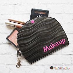 Case - Key Fob - Makeup Case (Eyelet)