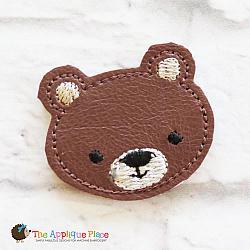 Feltie - Bear Head