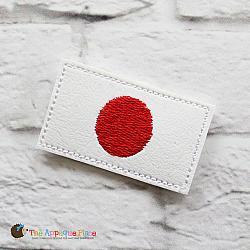 Feltie - Japan Flag