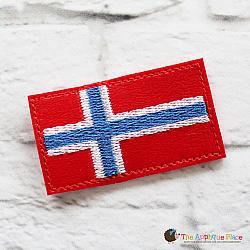 Feltie - Norway Flag
