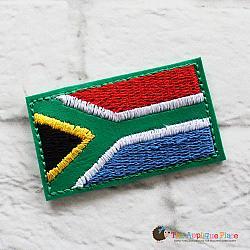 Feltie - South Africa Flag