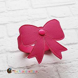 Pretend Play - ITH - Flower Bow