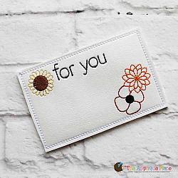 Pretend Play - ITH - Flower Card