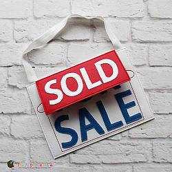 Pretend Play - ITH - For Sale/Sold Sign
