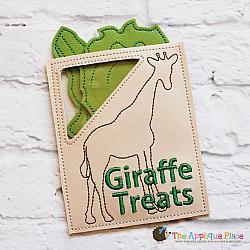 Pretend Play - ITH - Giraffe Treats