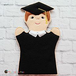 Puppet - Graduate Boy