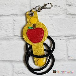 Hair Thing Holder - Key Fob - Apple