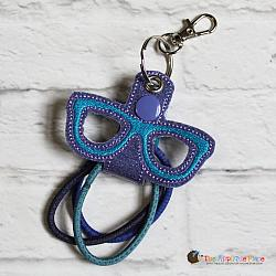 Hair Thing Holder - Key Fob - Eye Glasses