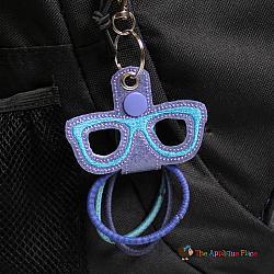 Hair Thing Holder - Key Fob - Eye Glasses