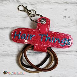 Hair Thing Holder - Key Fob - Hair Things
