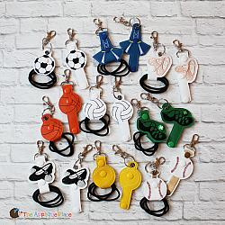 Hair Thing Holders - Sports and Dance set