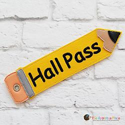 Pretend Play - ITH - Pencil Hall Pass