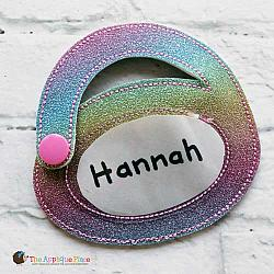 Pretend Play - ITH - Hanger Tag