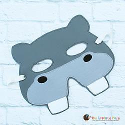 Mask - Hippopotamus