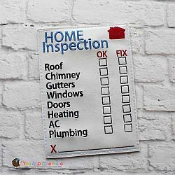 Pretend Play - ITH - Home Inspection Form