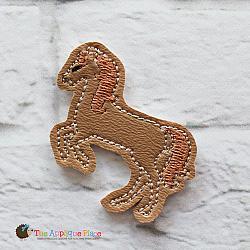 Feltie - Horse 2