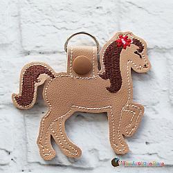 Key Fob - Horse 4