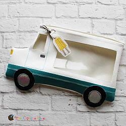 Pretend Play - ITH - Ice Cream Truck Bag and Tag