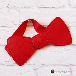 Pretend Play - ITH - Bow Tie