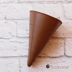 Pretend Play - ITH - Ice Cream Cone Shell