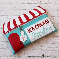 Pretend Play - ITH - Ice Cream Parlor Bag and Tag