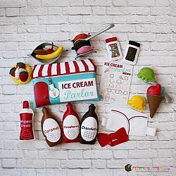 ITH - Ice Cream Parlor Set