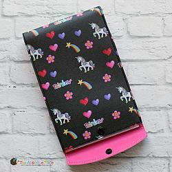 Notebook Holder - Notebook Case - Junior Legal Pad Cover