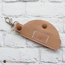 Case - Key Fob - Bandage Case (Snap Tab)