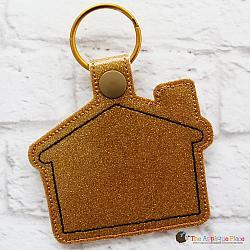 Key Fob - Blank House