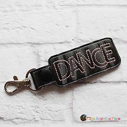 Key Fob - Dance