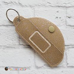 Case - Key Fob - Bandage Case (Eyelet)