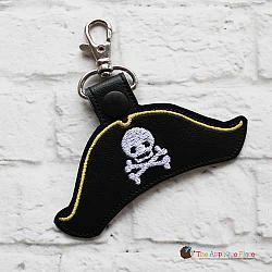 Key Fob - Pirate Hat