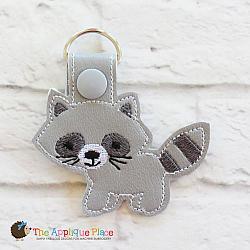 Key Fob - Raccoon