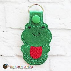 Key Fob - Tree Frog