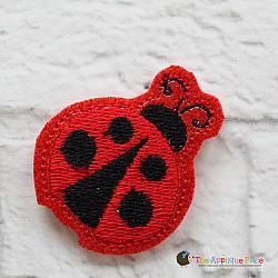 Feltie - Ladybug