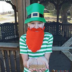 ITH - Long Leprechaun Beard