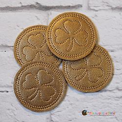 Pretend Play - ITH - Little Gold Coins