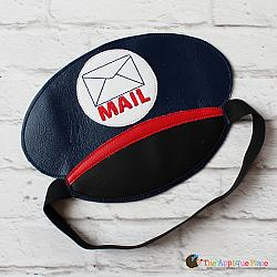Pretend Play - ITH - Mail Carrier Hat