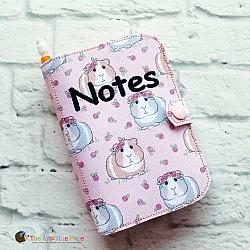 Notebook Holder - Notebook Case - Mini Composition Cover