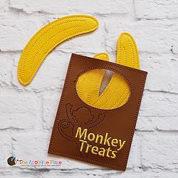 Pretend Play - ITH - Monkey Treats