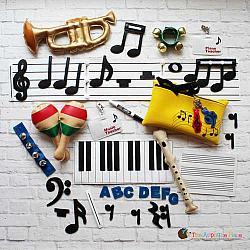 Pretend Play - ITH - Music Set