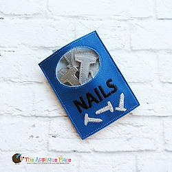 Pretend Play - ITH - Nails