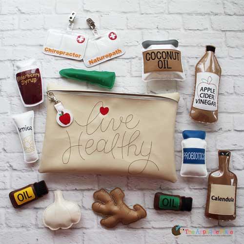 Pretend Play - ITH - Natural Healing Set