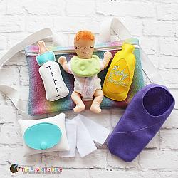 Pretend Play - ITH - New Baby Set