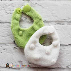 Pretend Play - ITH - Newborn Baby Bib