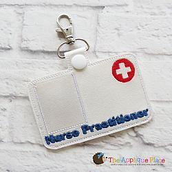 Pretend Play - ITH - Nurse Practitioner Badge ID Tag