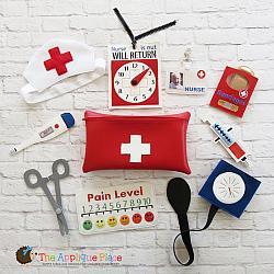 Pretend Play - ITH - Nurse Set