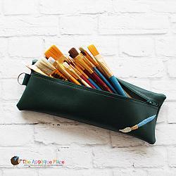 Bag - In the Hoop Paintbrush Bag