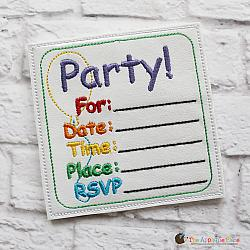 Pretend Play - ITH - Party Invitation