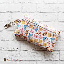 Bag - In the Hoop Pen Bag Case